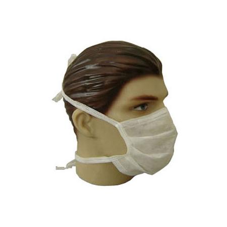 Máscara Descartável com Tiras