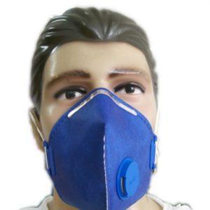 Máscara Respiratória PFF1 Com Válvula