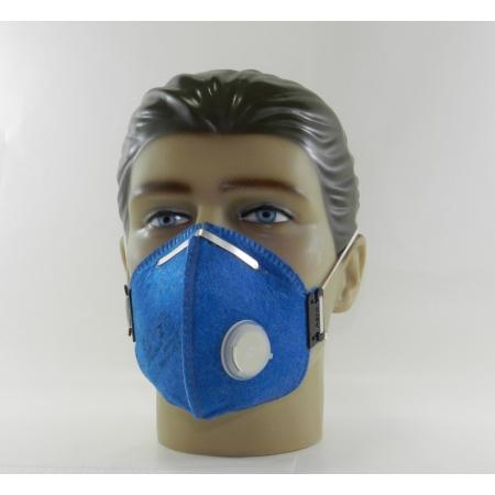 Máscara Respiratória PFF2 Com Válvula