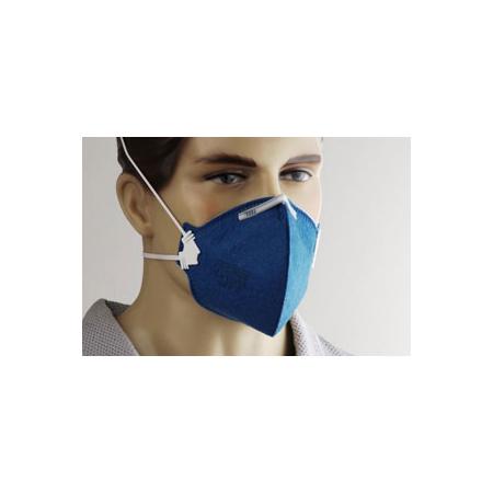 Máscara Respiratória PFF2 Sem Válvula