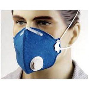Máscara Respiratória PFF3 Com Válvula